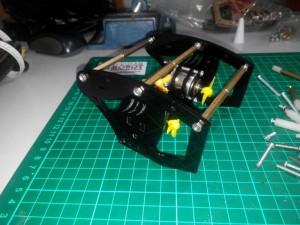 robot ROV, Robot mini ROV, SURO-V, mini Suro-V, membuat robot underwater, underwater robot, belajar robot underwater, belajar robot, bikin robot underwater, bikin robot